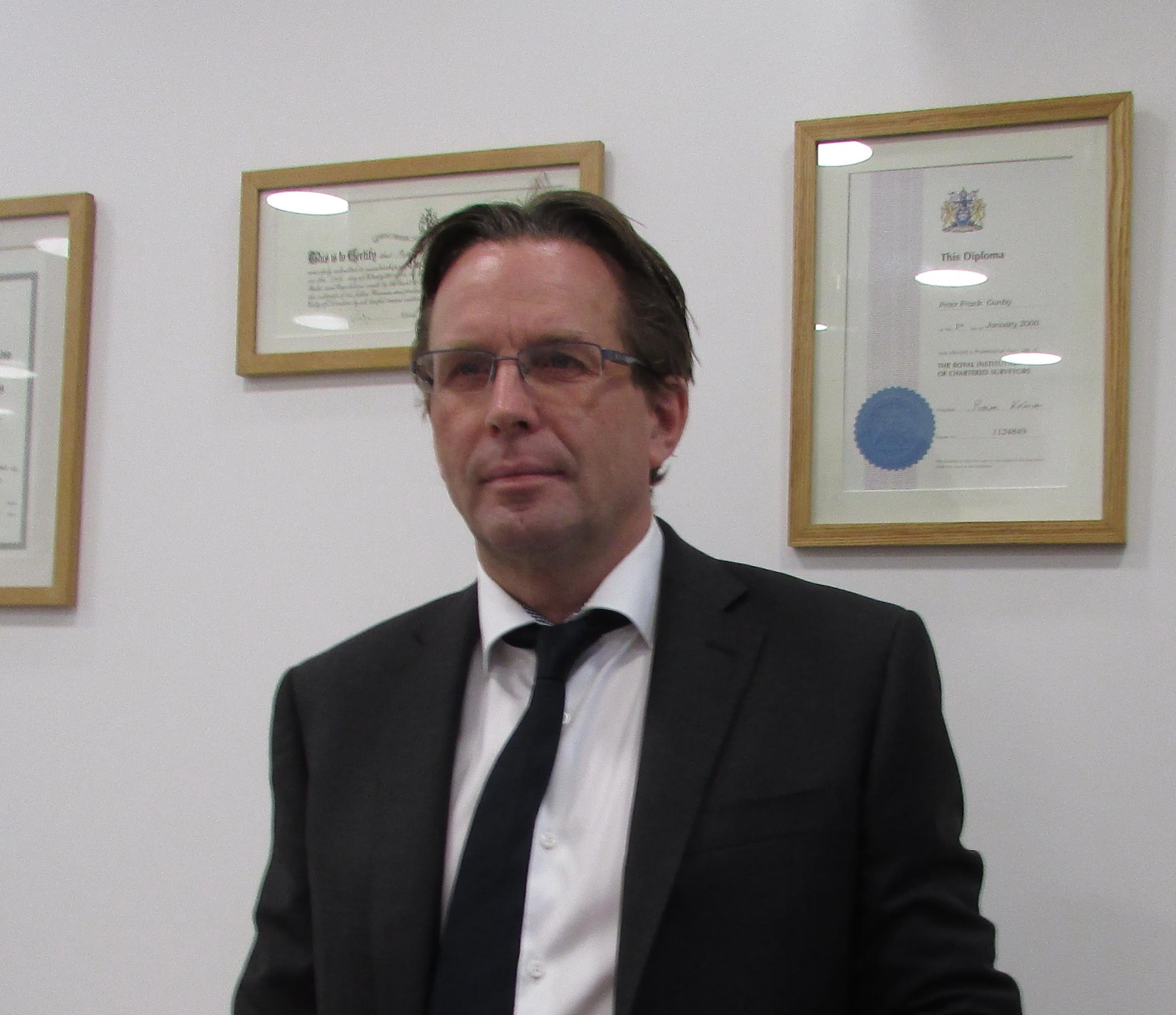 Peter Gunby