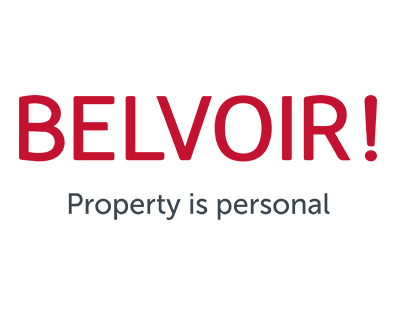 Property is personal - and Belvoir is putting it on a rebranded image
