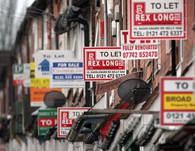 'Enough is enough' says finance chief about buy to let controls