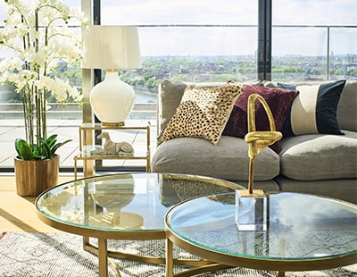 Prime Central London agent teams up with interior designer and retailer