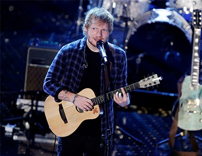 The shape of buy to let - Ed Sheeran's £57m property empire