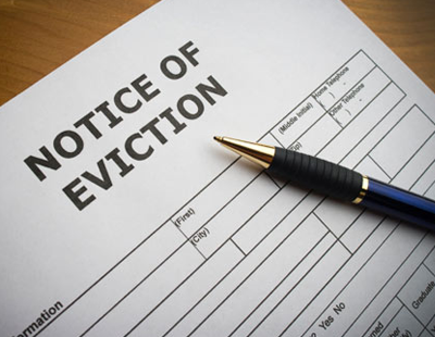 Legal group considers how courts will handle evictions after ban