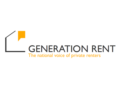 Pressure group in trouble - goodbye Generation Rent?