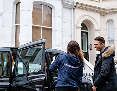 Startup which takes renters to viewings in a cab raises £3 million