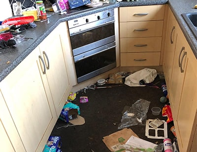 Why S21 must stay: £29,000 arrears and £2,000 mess left by tenant