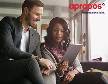 Apropos transforms the residential property management process
