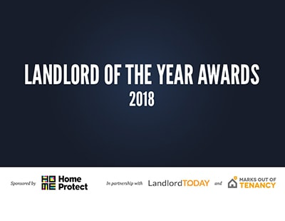 The scores are in and the Landlord Of The Year is....
