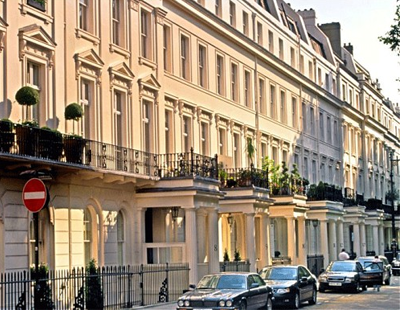 Central London average rents up - but Mayfair takes a tumble