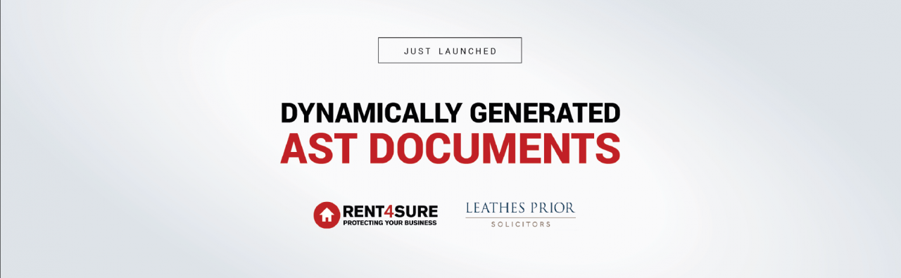 Rent4sure launches dynamically generated AST to help support our agents