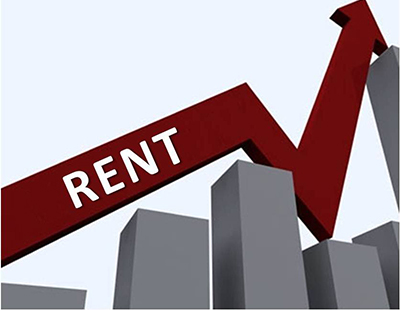 Rents up just 2.4 per cent in past year, government figures show