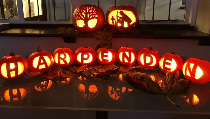 Halloween pics and vids: lettings agencies' tricks are a treat