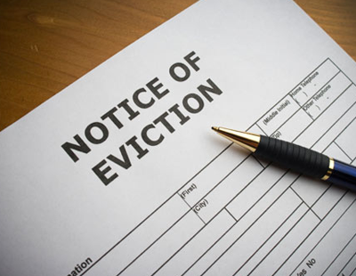 New regulations for post-ban evictions set out by government