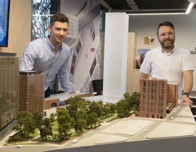 Lettings management firm becomes partner in big city development