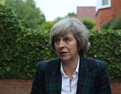 Theresa May confirms fees ban - but remains vague on timescale