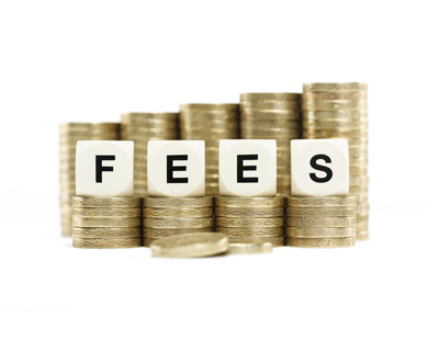 Fees Ban confirmed - and you can calculate how much it'll cost you