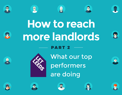 How to Reach More Landlords Part 2 - Using Innovative 'Feet Up' Campaign to Win Business