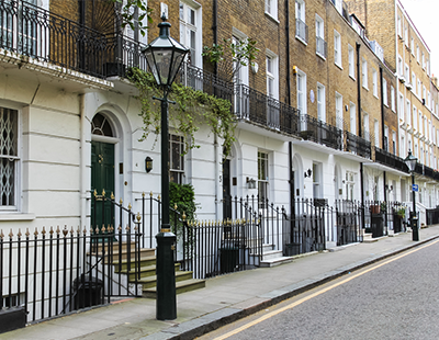 'Posh' London borough where 44% of homes are privately rented