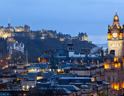 Scottish surge – large increase in same-day lettings across Edinburgh