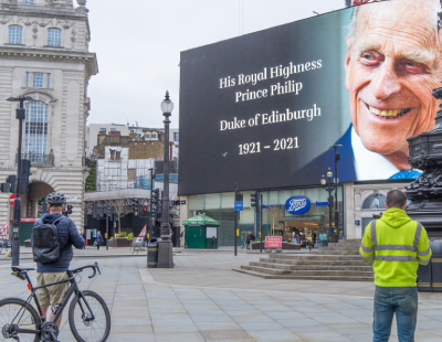 Prince Philip: how the property landscape changed during his century