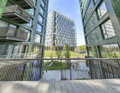 International firm lets 20 flats in 12 weeks at fast-growing London site