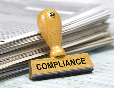 Warning to agents to schedule regular compliance checks