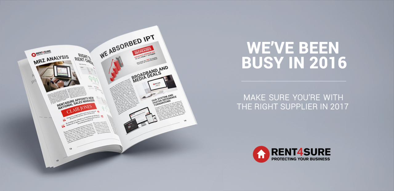 Specialist supplier Rent4sure leads the way on referencing and insurance services for letting agents